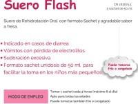 Suero Flash