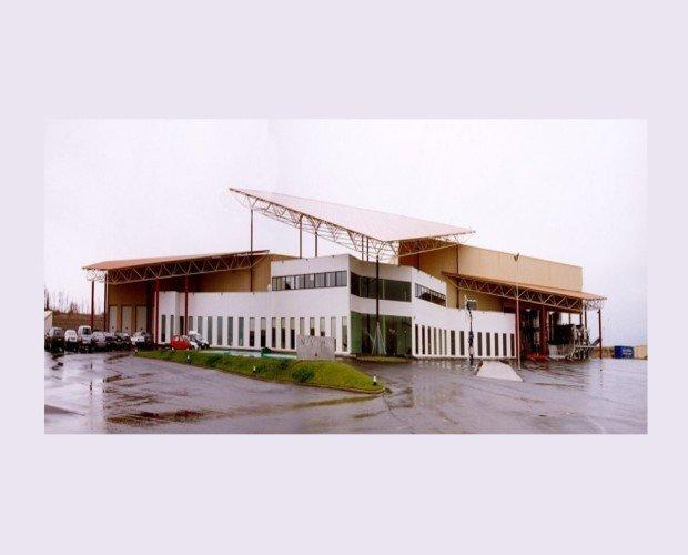 Nuestra sede. Contamos con amplias instalaciones
