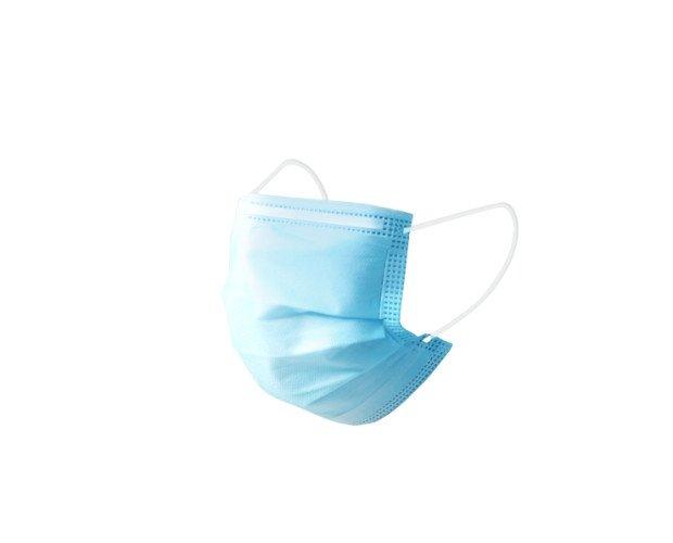 Mascarilla Quirúrgica. BFE 99% capacidad de filtrar bacterias