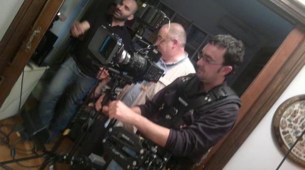 Producción Audiovisual.Operador de steadycam