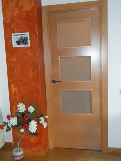 Reformas integrales. Instalación de puertas de todo tipo