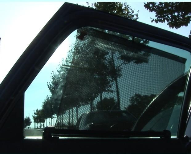 Accesorios Interiores.Cortina Lateral Semiautomática