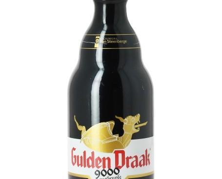 Gulden Draak 9000. Cerveza belga estilo Belgian Dark Strong Ale