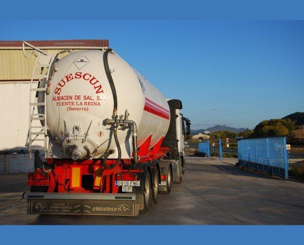 Transporte especializado. Ofrecemos servicios de calidad