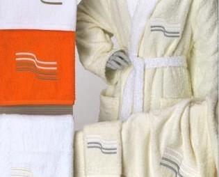 Textil del Hogar. Albornoces para el Hogar. Elaborados en algodón 100%