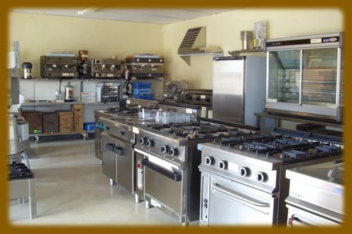 Cocinas Industriales. Equipamiento para hostelería