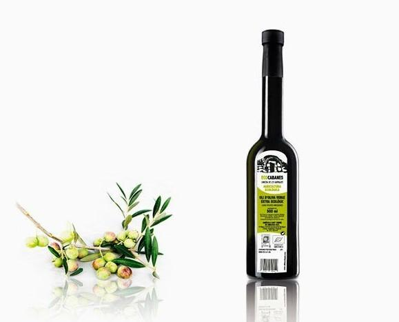 Aceite de Oliva Ecológico.Aceite de oliva virgen extra ecológico. Botella de cristal 500 ml de aceite ecológico 100% de olivas arbequinas procedentes del cultivo ecológico.