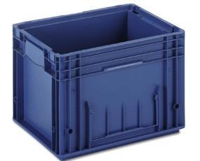 Productos Plásticos.Gran variedad en cajas de plástico