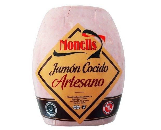 Jamon Cocido. Artesano Monells.