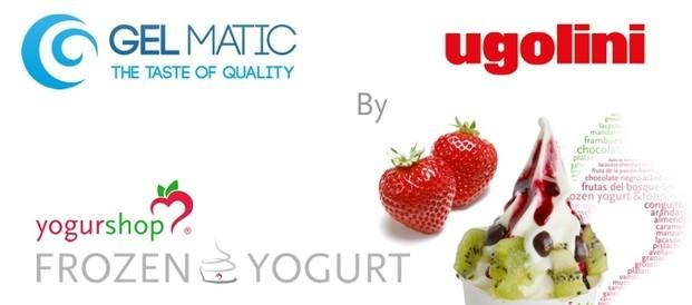Máquinas soft. Máquinas y equipamiento para yogurterias y heladeria