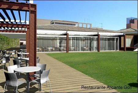 Decoración para hostelería. Decoración de restaurante