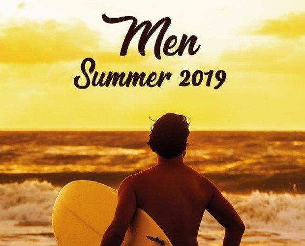 Men Summer. Catálogo de bañadores de hombre, niño y accesorios Men Summer 2019