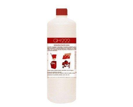 Detergente ácido. Es un producto muy potente para la limpieza multisuperficie