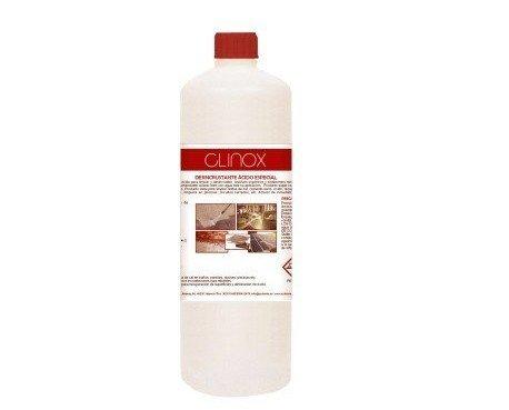 Desincrustante Ácido Especial. Contiene un alto contenido de materias activas e incorpora inhibidores de corrosión