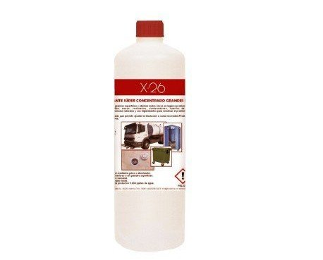 Neutralizadores de Olores.Higienizante y neutralizador de malos olores.