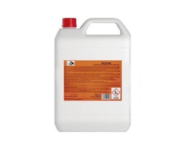 Desengrasante y Desinfectante. roducto espumante, neutro y multisuperficie con gran poder humectante y penetrante.