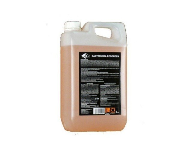 Desinfectante Bactericida y Fungicida. El mejor sustituto para las lejías convencionales