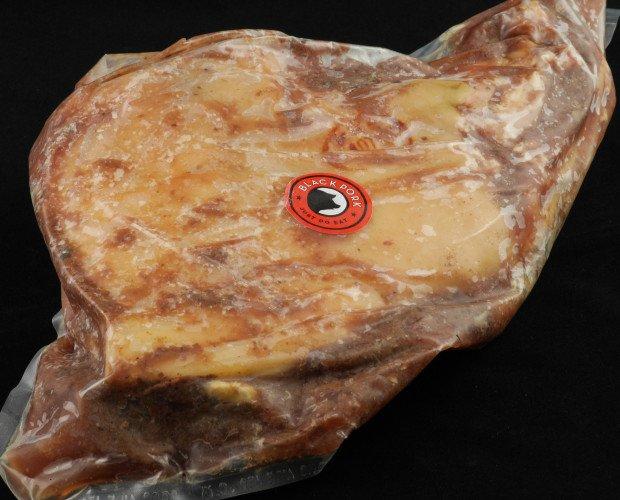 Paletilla Black Pork. Distribuimos en España y otros países de la UE
