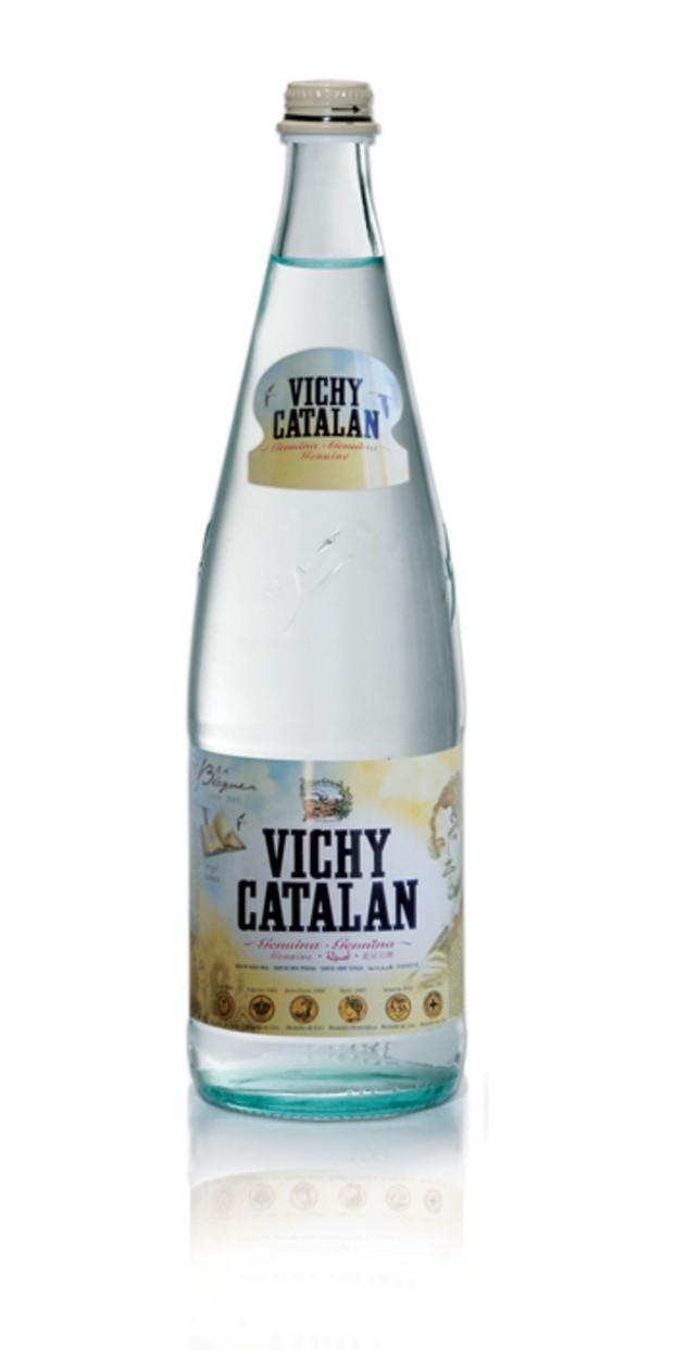 Agua. Agua Vichy Catalan