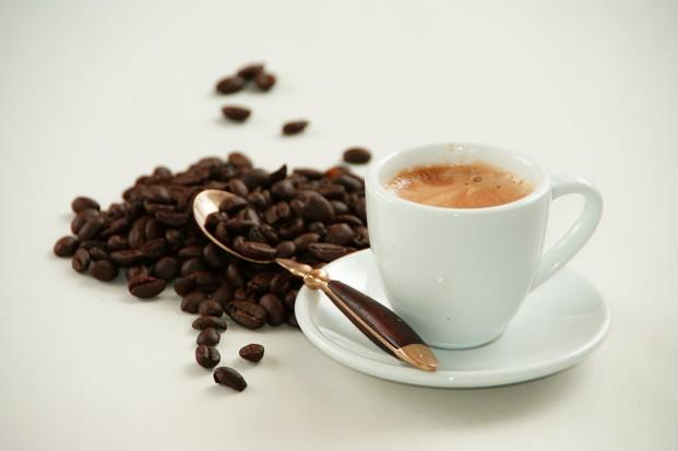 Café Espresso. Delicioso café espresso