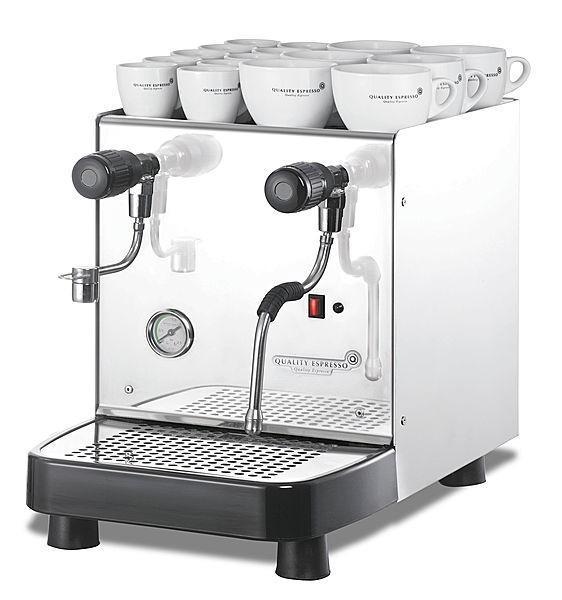 Cafeteras. Máquinas de café