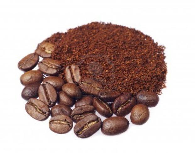 Café Molido. Café molido artesanalmente