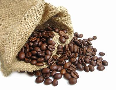 Café seleccionado. Café de diversos orígenes