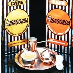Café artesanal. Delicioso café artesanal de fuerte aroma