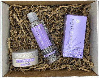 Pack Antiedad. Pack especial con nuestra gama de productos antiedad. También se venden por separado.