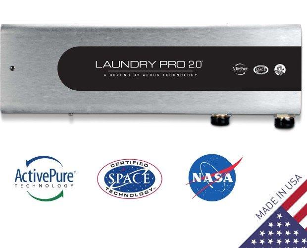 Laundry Pro 2.0. Sistema de limpieza ecológico.