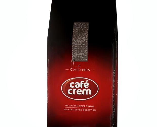 Café Crem. Bebida con un aroma muy pronunciado, con una acidez delicada