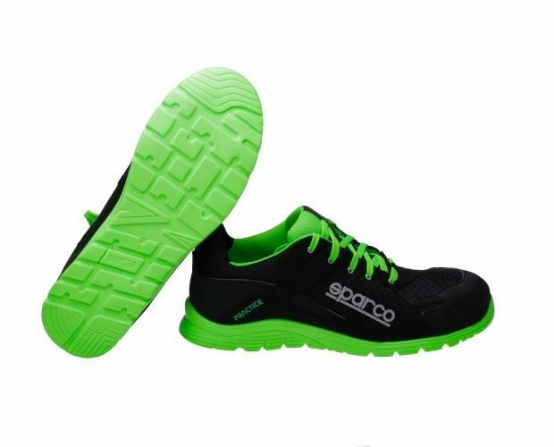 Calzado Laboral.Calzado de seguridad diseño deportivo