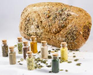 Pan Ecológico.No contiene trigo, ni harinas refinadas