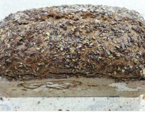 Pan de fibra. No contiene levaduras añadidas