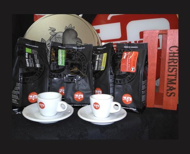 Variedad de café. La mejor calidad al mejor precio