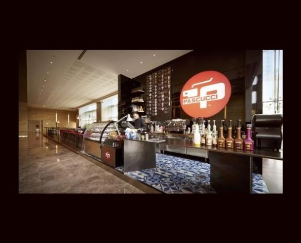 Caffe Pascucci Malasia. Empresa con distribución internacional
