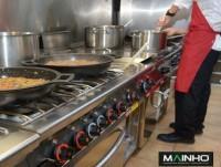 Proveedores Cocinas industriales