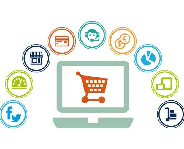 Desarrollo e-commerce. Nuestro servicio de e-commerce engloba todas las tareas relacionadas con el desarrollo y crecimiento de una tienda online.