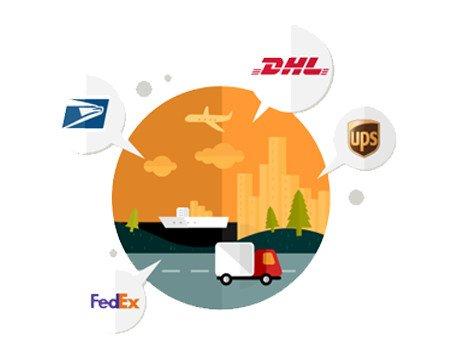 Logística y transporte. Se incorporan a la tienda online las pasarelas de pago determinadas en el estudio de mercado y los módulos de transporte