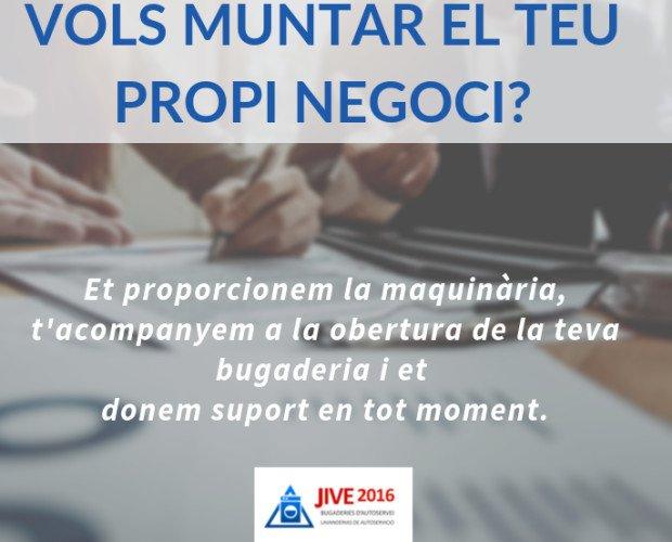 Consultores de Franquicias.JIVE2016 MONTAR NEGOCIO