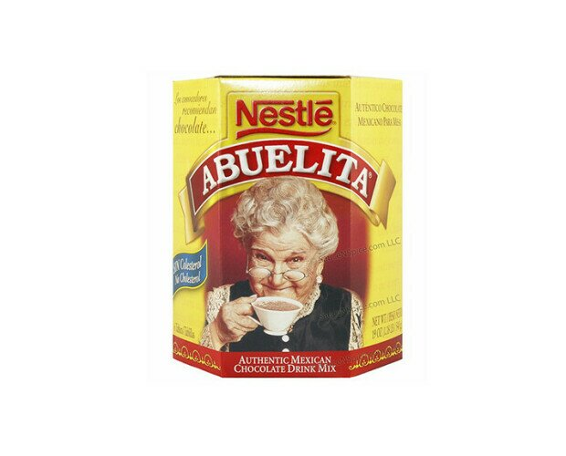 Chocolate Abuelita. Tabletas para preparar delicioso y aromático chocolate caliente