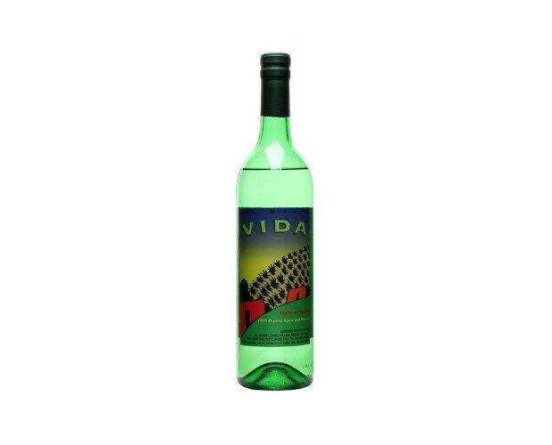 Mezcal Del Maguey Vida. Mezcla de bebida alcohólica afrutada de 70cl y 42° de alcohol