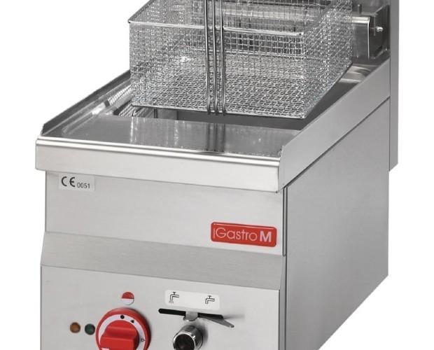 Freidora eléctrica. Con control de temperatura