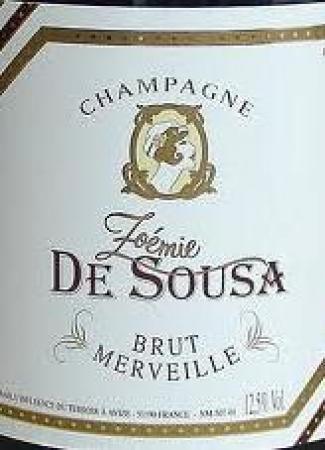 Champagne. Noémie de Souza, Brut