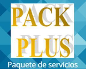 Pack Plus. Servicios inmobiliarios para la venta de inmuebles