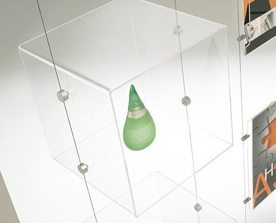 Expositor cubos metacrilato. Ofrecemos la mejor relación calidad/precio