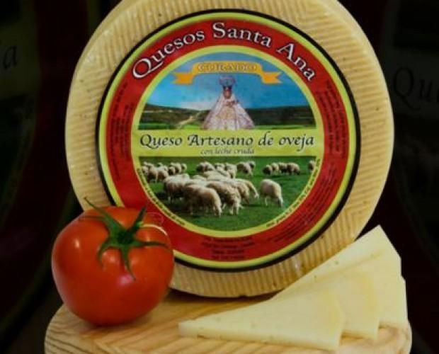 Queso. Elaboración de embutidos, queso, jamón