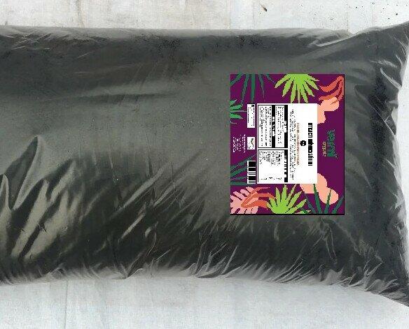 Humato de potasio concentrado- Eco. Humato de Potasio concentrado 100% soluble- Ecológico.