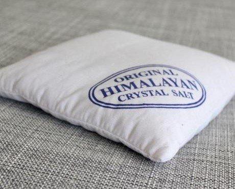 Almohada de sal. Excelente calidad