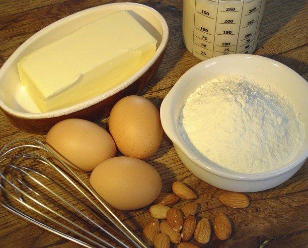 Ingredientes naturales artesanales. Productos preparados solo con ingredientes naturales